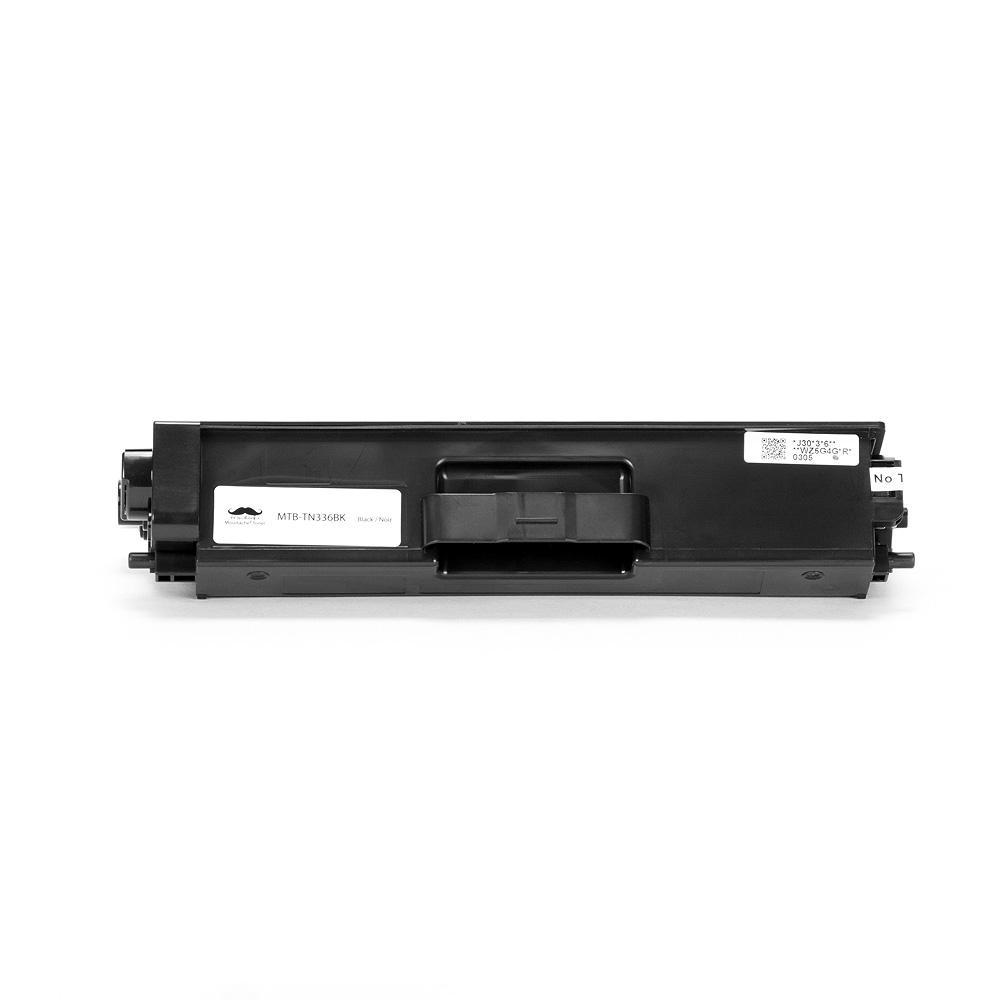 4 PK Compatible Brother TN-336 TN336 Toner HL-L8350CDW MFC-L8850CDW MFC-L8600CDW
