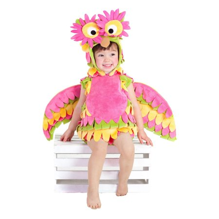 Holly The Owl Halloween Costume - Owl Baby Halloween Costume