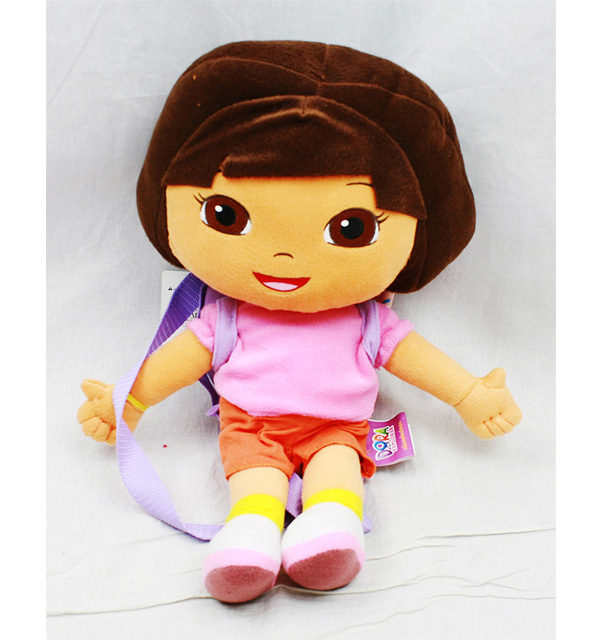 Plush Backpack - New Soft Doll Toys b13de13850