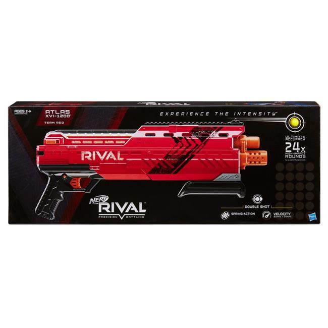 Hasbro HSBB3855 Nerf Rival Atlas XVI-1200 Blaster Assrtom...