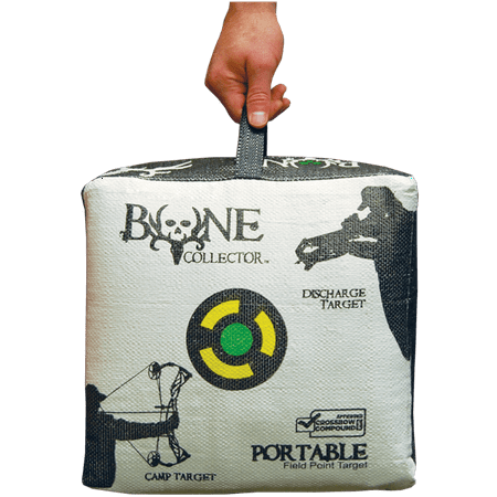 Bone Collector Portable Discharge Target
