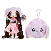Na! Na! Na! Surprise 2-in-1 Fashion Doll and Plush Purse Series 3  Fifi Le'Fluff