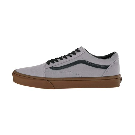 36e73916693 Vans - Vans VN-0A38G1U40  Mens Old Skool Alloy Black Gum Sneakers (8.5 D(M)  US Men) - Walmart.com