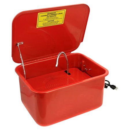 3.5GAL Electric Portable Solvent Pump Parts Clean Washer Tool