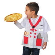 My first Career Child Chef  Costume