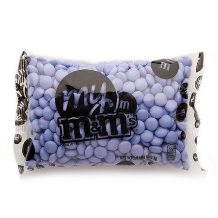 Light Purple M&M'S® Bulk Candy Bag (1lb) (Purple M&m)