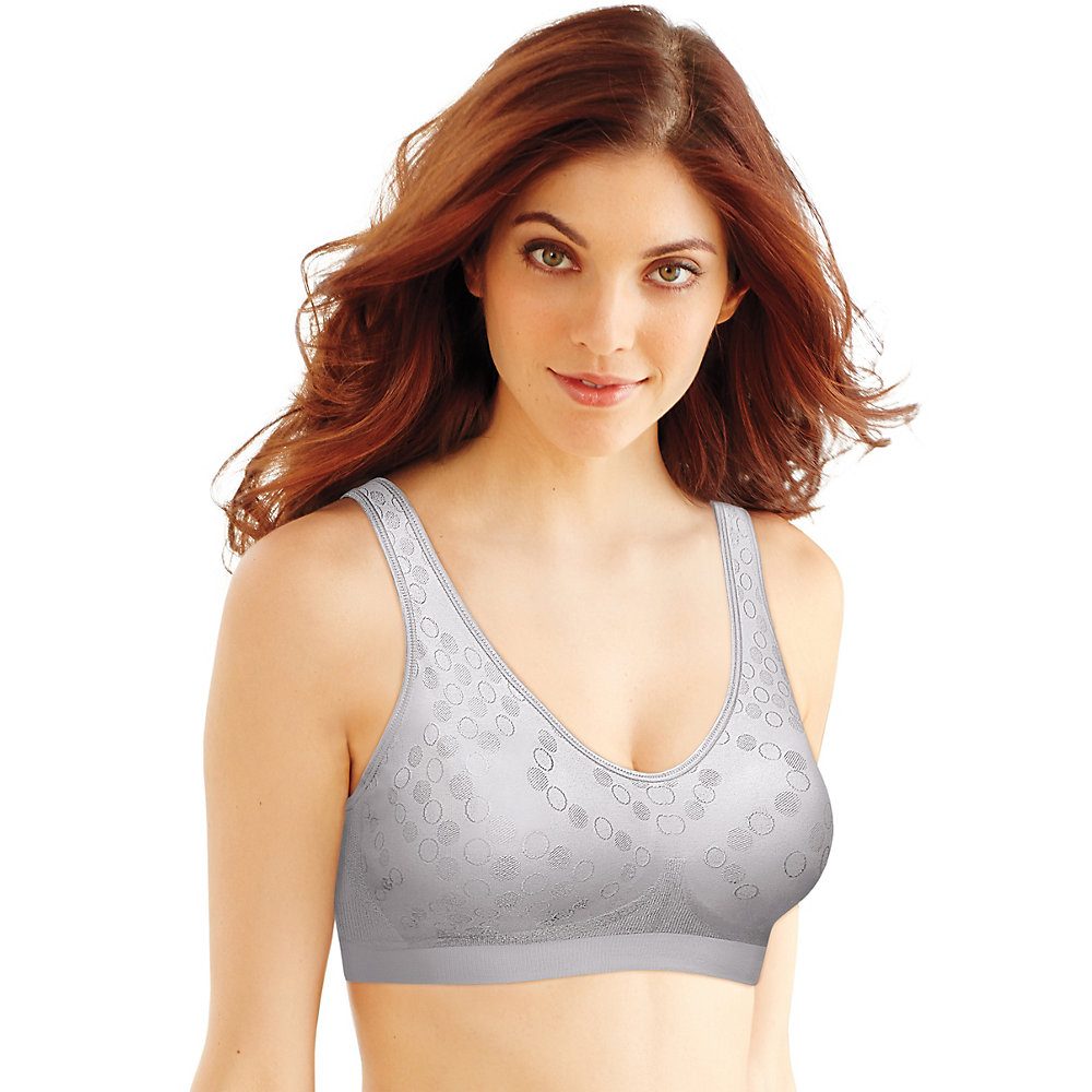 Bali Comfort Revolution® ComfortFlex Fit® Shaping Wirefree Bra S Caring Pink