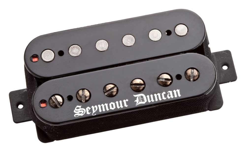 Seymour Duncan Black Winter Trembucker Electric Guitar Pickup Black Bridge by Seymour Duncan