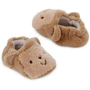 Newborn Baby Boy Monkey Slippers