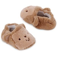 Newborn Baby Boy Monkey Slippers