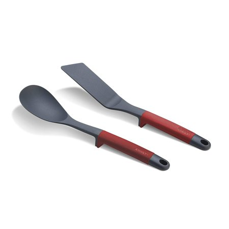 Joseph Joseph Elevate 2PK Flexible Turner and Solid Spoon -