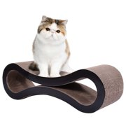 New MTN-G Pet Ultimate Kitten Toy Cat Scratcher Lounge Pad Scratching Board Post Claw