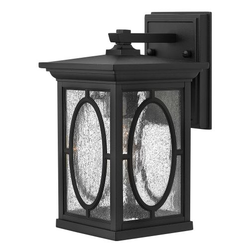 """Hinkley Lighting H1490 10.75"""" Height 1-Light Lantern Outdoor Wall Sconce from the Randolph Collection"""