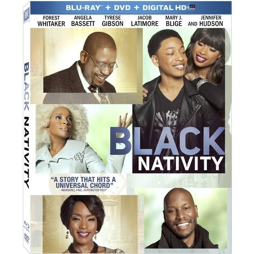 Black Nativity (Blu-ray   DVD   Digital HD) (With INSTAWATCH)