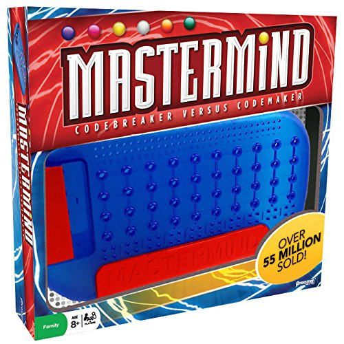 Mastermind Game -- The Strategy Game of Codemaker vs. Codebreaker -- Can You Crack the Code?, USA, Brand... by