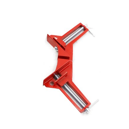 90 Degrees Right Angle Clamp DIY Glass Fast Fixing Clip Woodworking Picture Frame Clamps