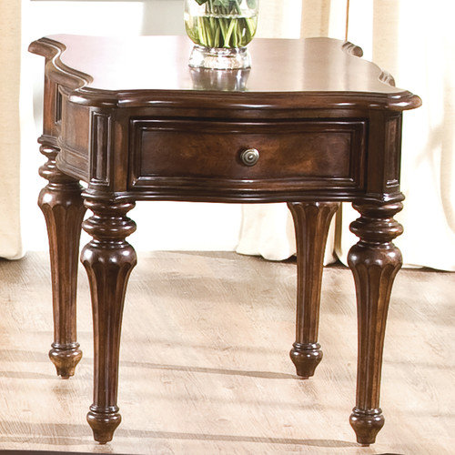 Wildon Home  Andalusia Occasional End Table