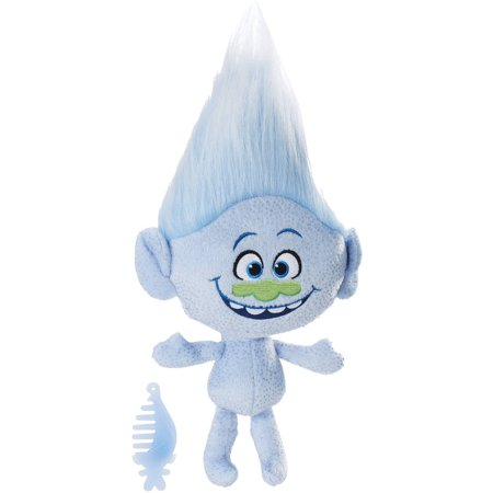 DreamWorks Trolls Guy Diamond Talkin' Troll Plush Doll - Trolls Dreamworks