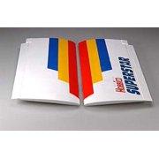 HOBBICO Wing Set SuperStar w/MonoKote HCAA3080