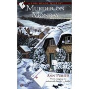 Murder On Monday - eBook
