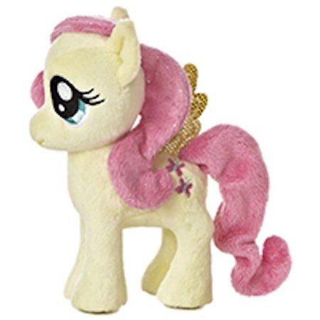 Aurora World My Little Pony Fluttershy Pony Plush, 6.5