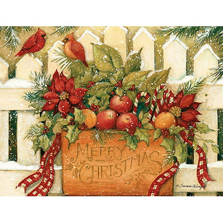 Lang Merry Christmas Welcome Boxed Christmas (Merry Christmas To My Best Friend Card)