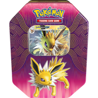 Pokemon Elemental Power Tin- Jolteon