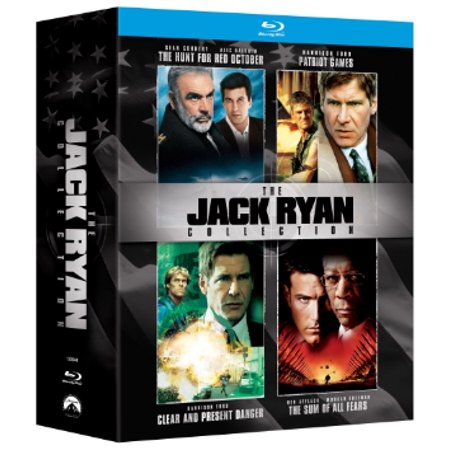 The Jack Ryan Collection (Blu-ray) - Creepy Jack In The Box