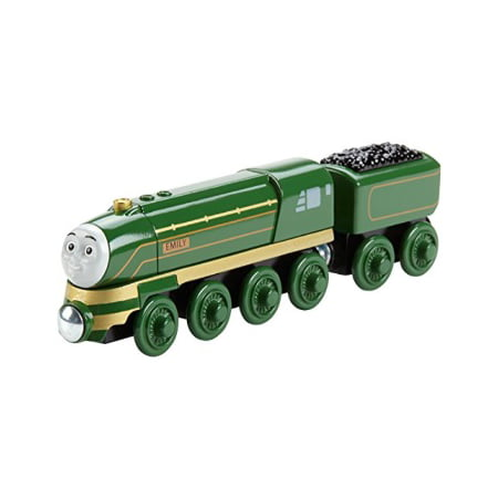 Fisher-Price Thomas & Friends Wooden Railway, Streamlined Emily (Thomas Emily Halloween)