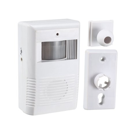 Door Bell Welcome Doorbell Entry Sensor Alarm Alert Chime with 8 Chimes for Business Shop Home (Business Door Bell)