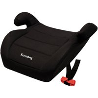 Harmony Juvenile Youth Backless Booster Car Seat, Granite