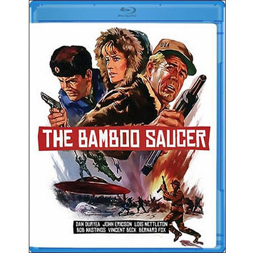 The Bamboo Saucer (1968) (Blu-ray) (Anamorphic Widescreen)
