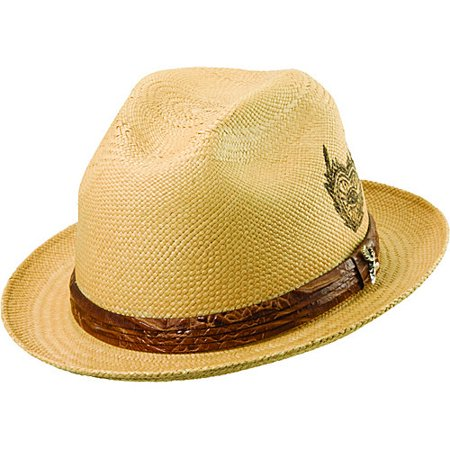 Carlos Santana Hats Sacred Fire Fedora - Walmart.com ae5e155f8cf