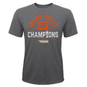 San Francisco Shock Youth 2019 Overwatch League Grand Finals Champions Team Color T-Shirt - Heather Gray