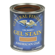 General Finishes, American Oak Gel Stain, Quart