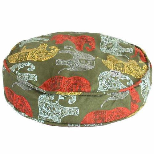 Tucker Murphy Pet Vonda Elephant Parade Dog Bed Cover