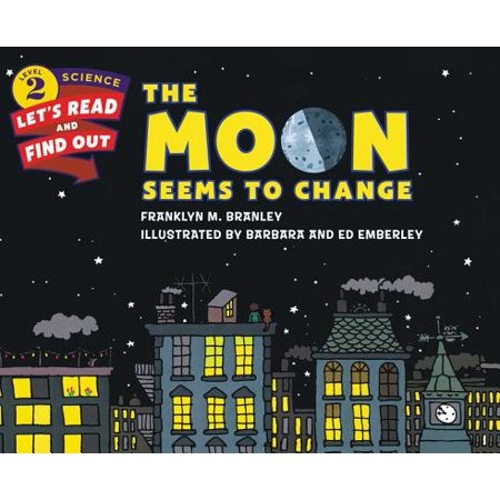 Let's-Read-And-Find-Out Science 2: The Moon Seems to Change (Paperback)