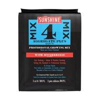 SunGro Sunshine Mix #4 3 Cu Ft Compressed Professional Growing Mix w/Mycorrhizae