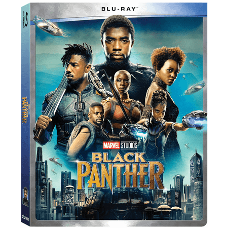 Black Panther  Walmart Exclusive   Blu Ray