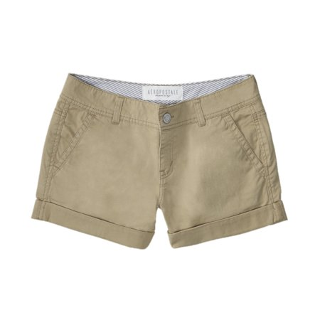 Khaki Shorts For Women. Men don't have the corner on the market for khaki shorts. There are tons of ways to work khaki shorts for women into your wardrobe. Khaki is a neutral color that works well with many colors, and different shorts styles are available to coordinate with most any top in your closet. Finish the outfit with the right shoes, and you're ready for shopping trips, a day at the park, the office .