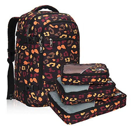 095e8753f Hynes Eagle - Hynes Eagle Travel Backpack 40L Flight Approved Carry on  Backpack - Walmart.com