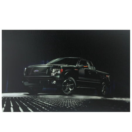 Ford F150 FX2 Sport LED Lighted Canvas Wall Art (2007 Ford F150 Fx2 Sport For Sale)