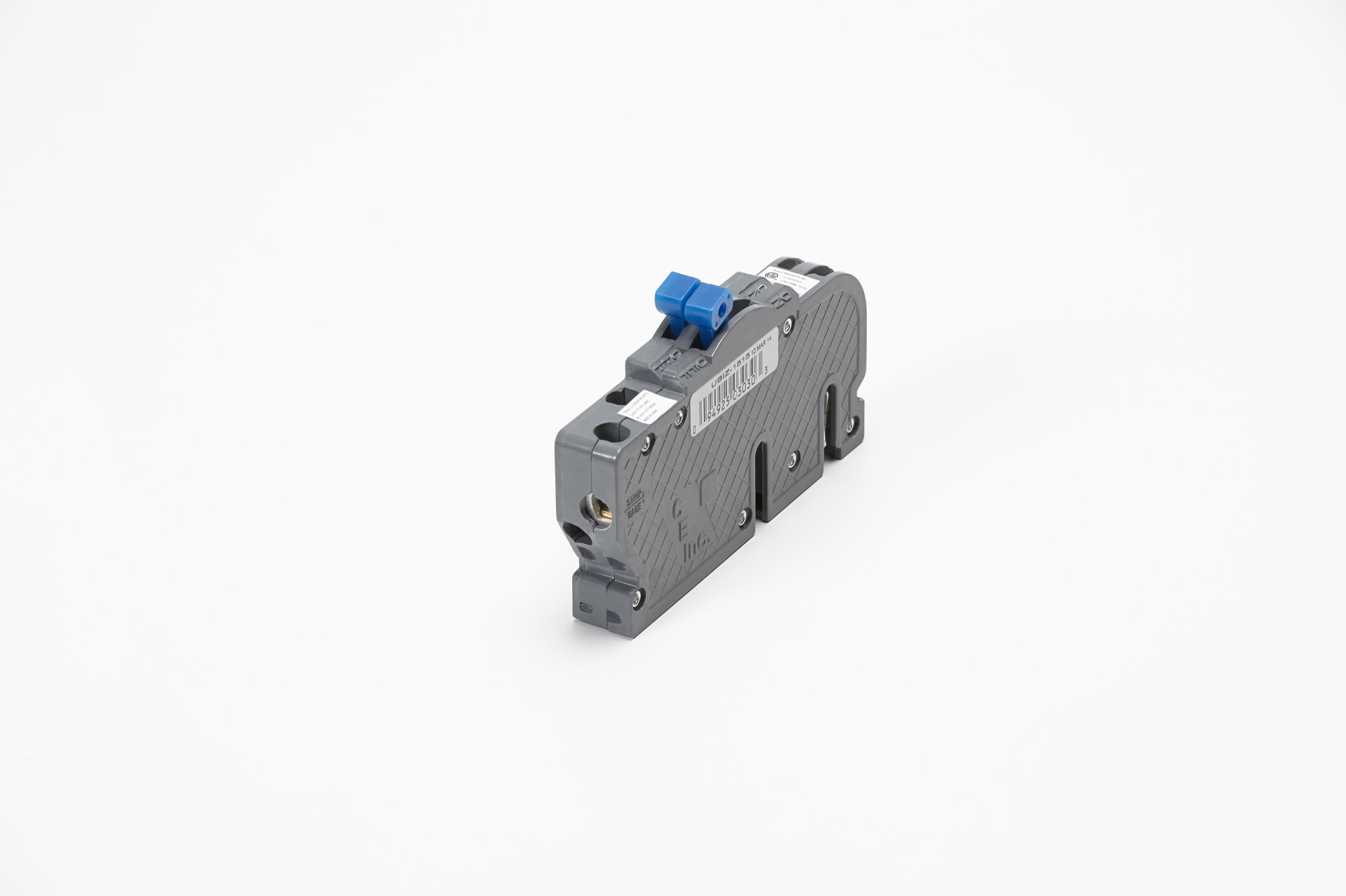Twin 15//20 Amp Thin Series Manufactured by Connecticut Electric. UBIZ1520-New Zinsco R381520 Replacement