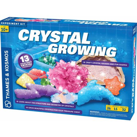 Thames   Kosmos Crystal Growing Science Experiment Kit