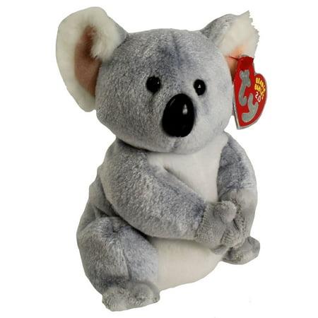 TY Beanie Baby 2.0 - AUSSIE the Koala (6 inch)](Newborn Koala Bear)