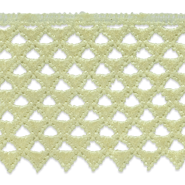 Expo Int'l 2 yards of Extended Magdalena Lace Trim 3""