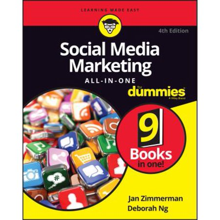 Social Media Marketing All In One For Dummies