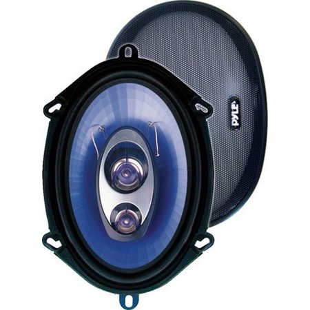 Pyle Blue Wave Series - Pyle PL573BL Speaker 5X7/6X8