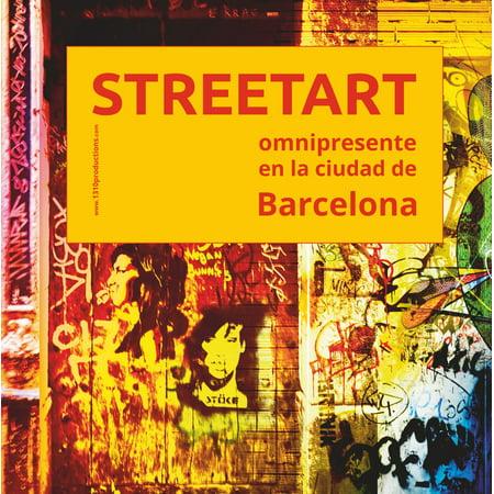 Streetart omnipresente en la ciudad de Barcelona - eBook](Fiesta De Halloween En Barcelona)