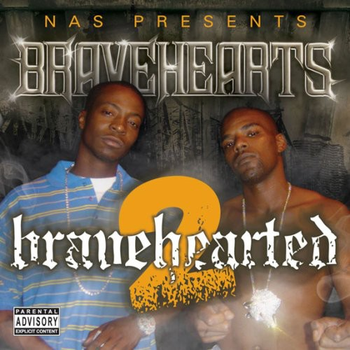 Bravehearted 2 (CD)